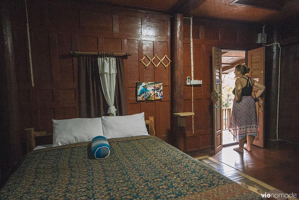 O dormir bangkok les meilleurs h tels et guesthouses for Chambre sans fenetre location