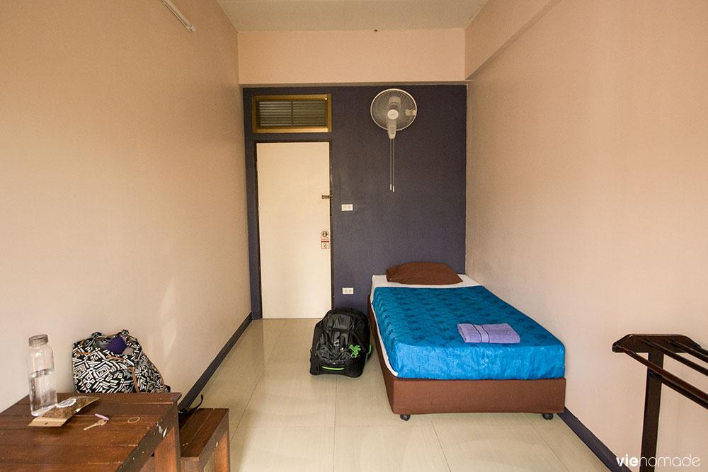 Dormir à Bangkok pour pas cher
