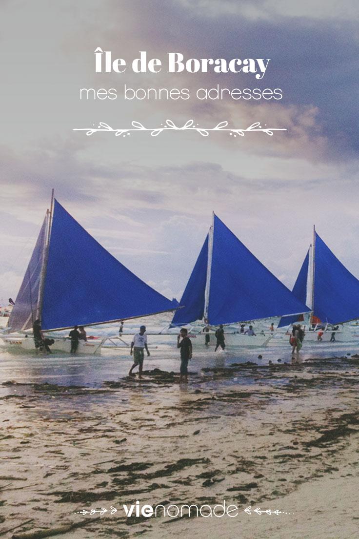 Manger, dormir et sortir à Boracay: mes bonnes adresses