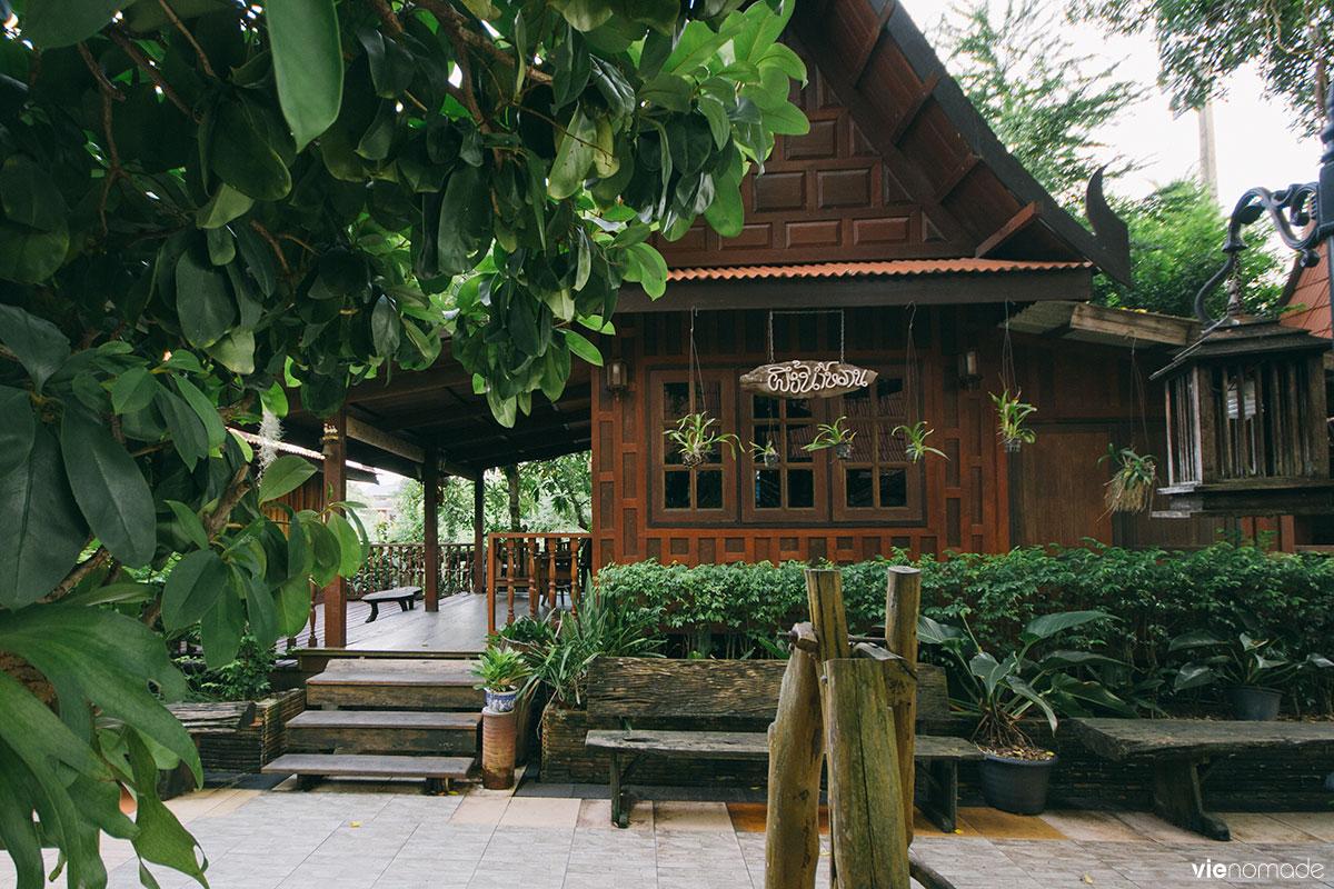 Phuengnang: maison d'hôtes à Bangkok