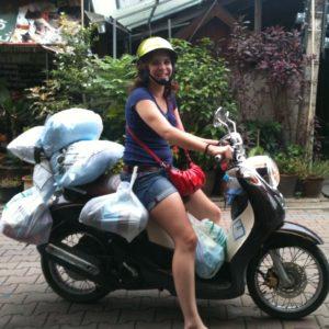 Déménagement à la thaïlandaise