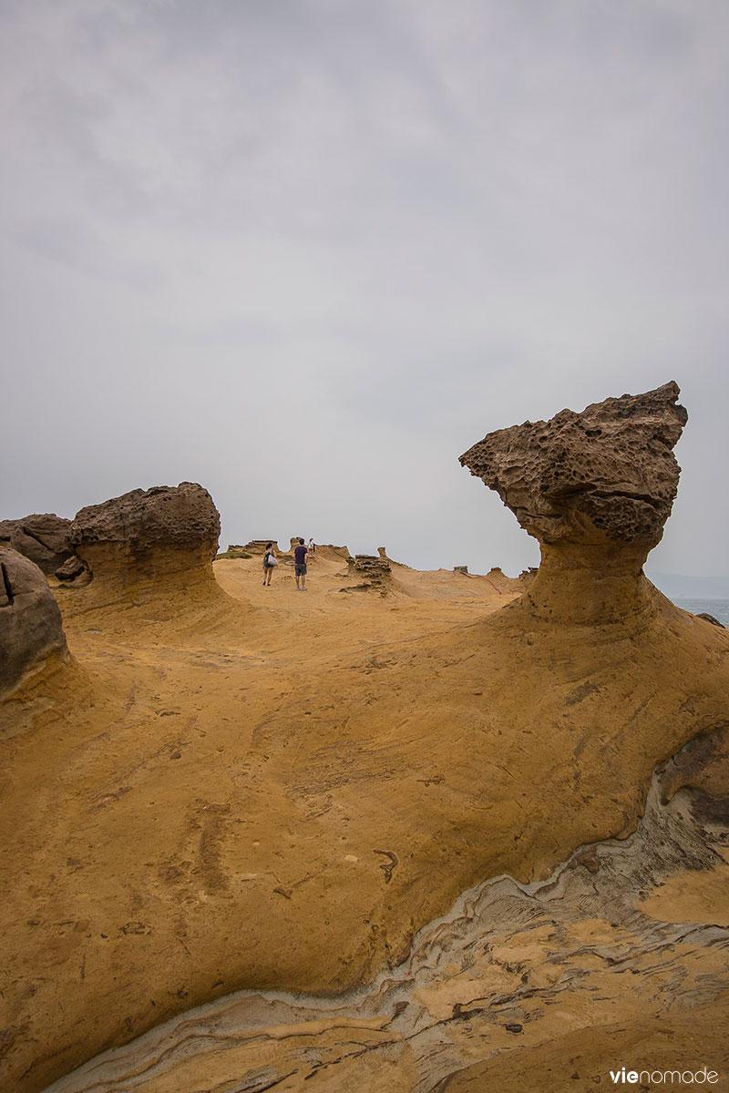 Yehliu geoparc