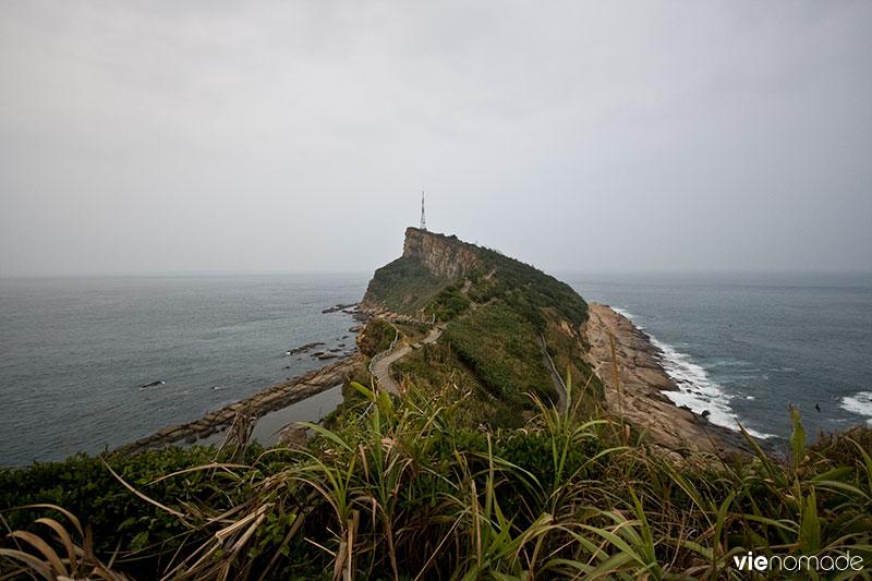Yeliu, parc géologique à Taïwan