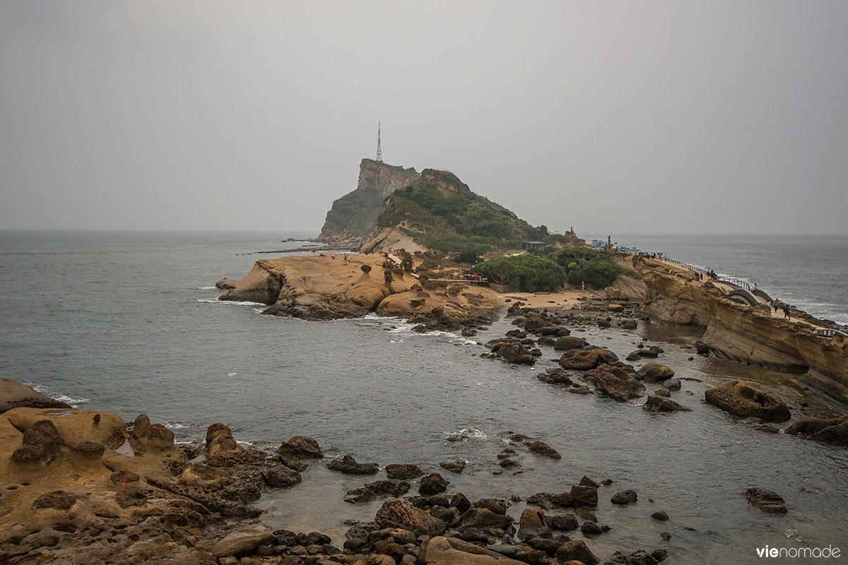 Yehliu, Taïwan
