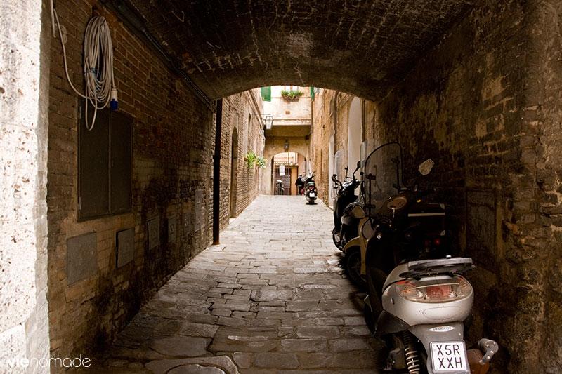 Sienna, Toscane
