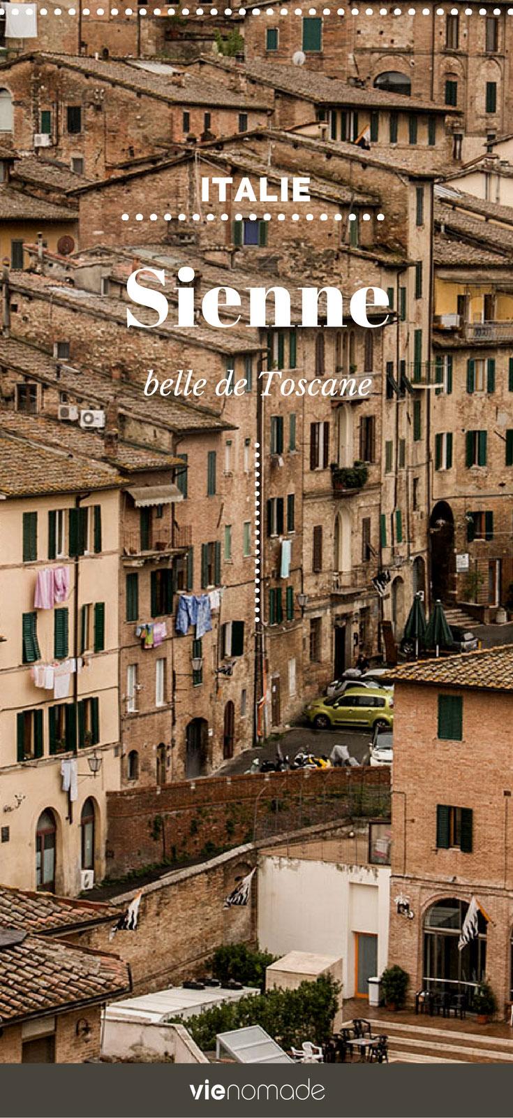 Que voir à Sienne, en Italie