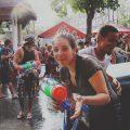 Songkran en Thaïlande, festival de l'eau et nouvel an thaïlandais