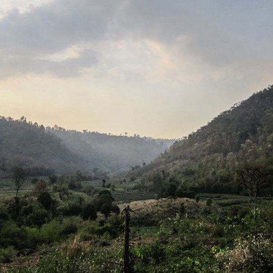 Road Trip en Issan, Thaïlande du Nord