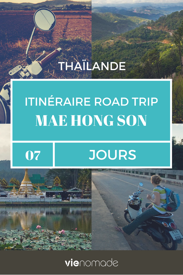 Road trip en Thaïlande, le Mae Hong Son Loop