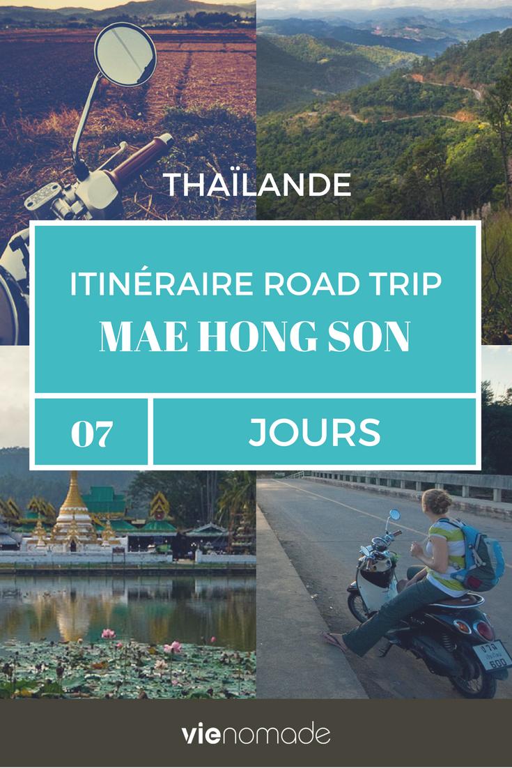 Road trip en Thaïlande, le Mae Hong Son Loop