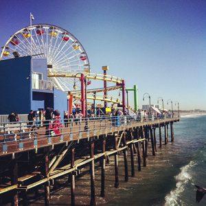 Découvrir Santa Monica, Los Angeles