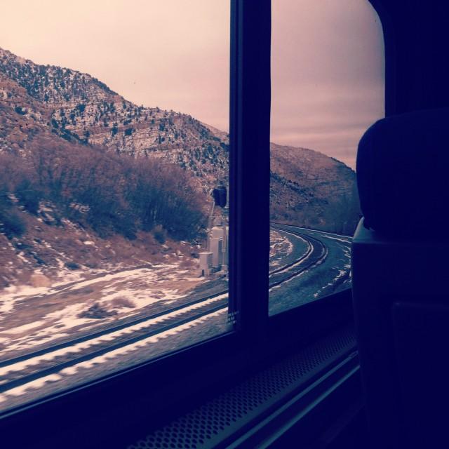 À deux heures de Salt Lake City