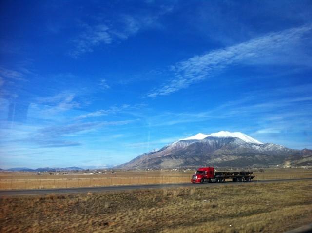 Quelque part, dans l'Utah