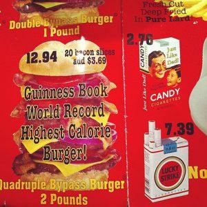 Découvrir Las Vegas et mange au Heart Attack Grill