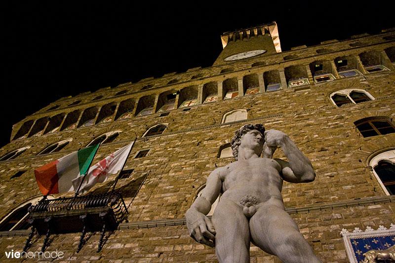 Le Michelange de David à Florence