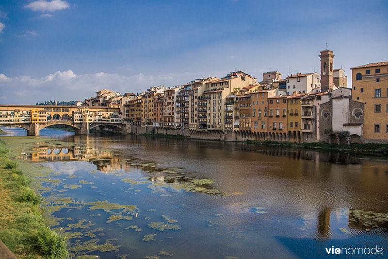 Ponte Vecchio de Florence, Italie