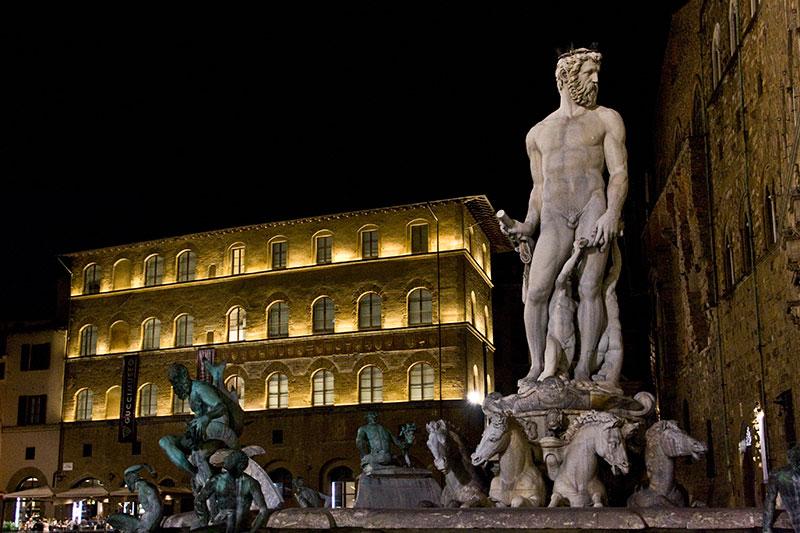 Florence de nuit, Toscane
