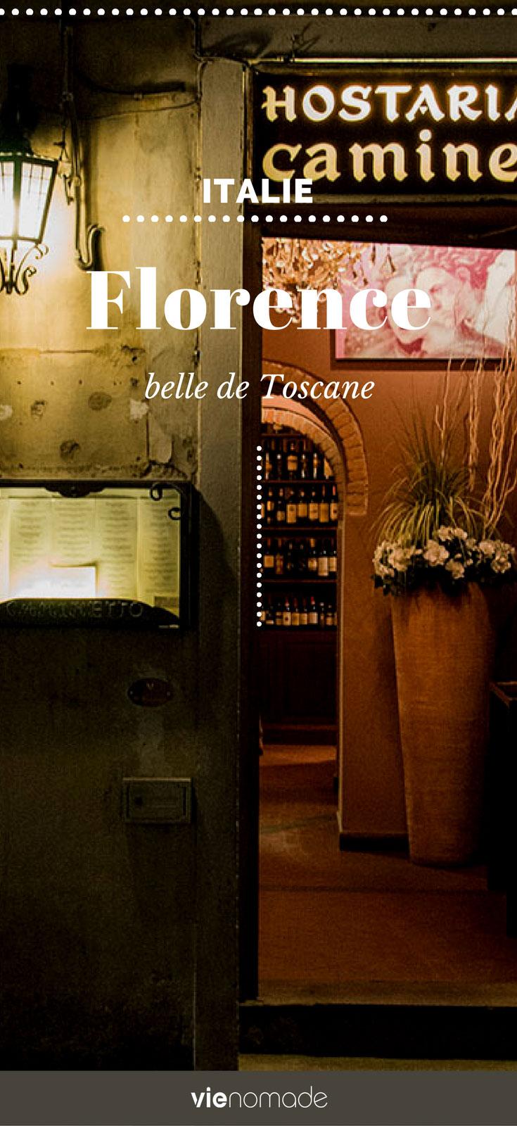 Que voir à Florence, Italie