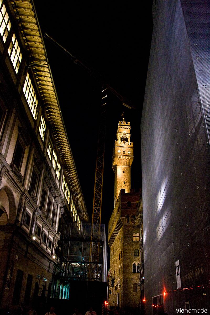 Les Gallerie degli Uffizi à Florence