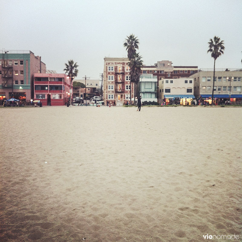 Venice Beach, Californie