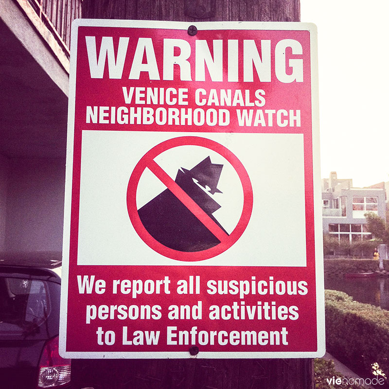 Venice, Californie, Neighborhood Watch