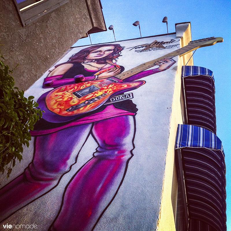 Teena Marie à Venice, Californie