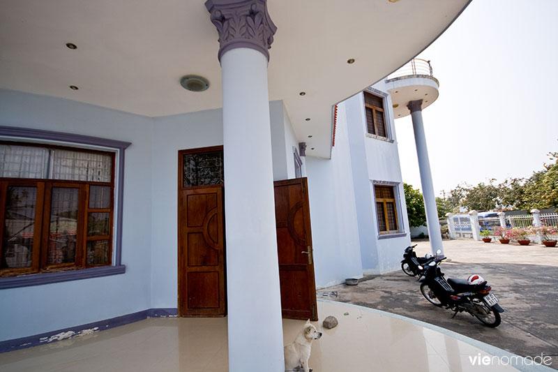 Ma maison temporaire au Vietnam
