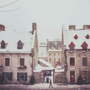 Visiter la ville de Québec