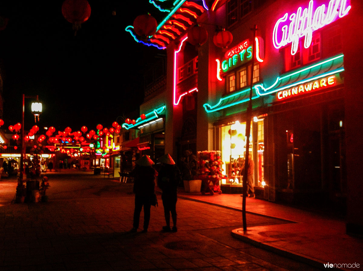 Quartier de Chinatown, Los Angeles