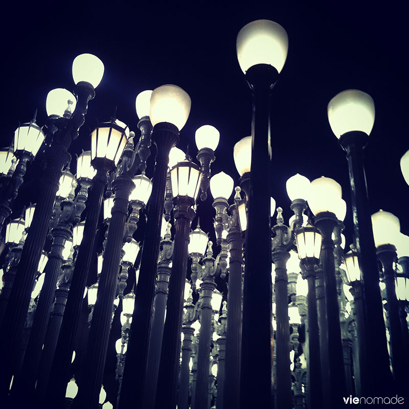 Musée LACMA à Los Angeles