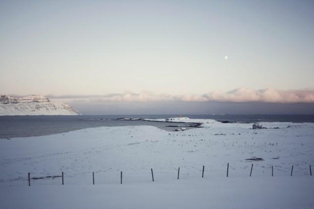 Islande, hiver 2009