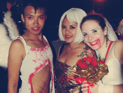 Halloween à Chiang Mai