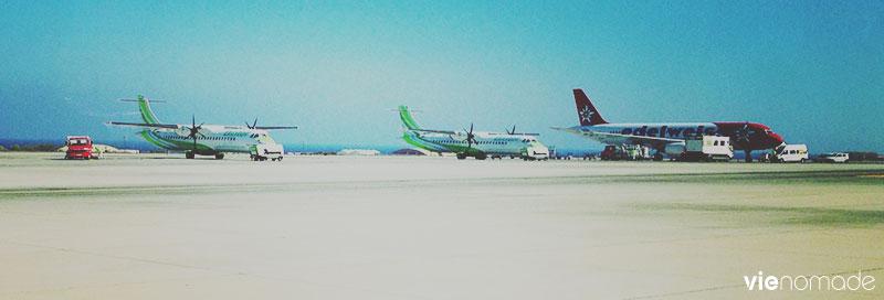 Vie nomade et avions