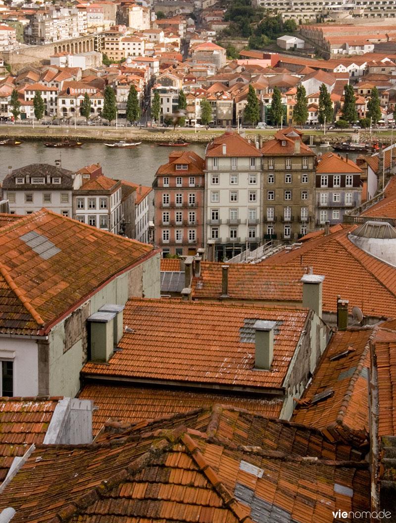 Vieille ville de Porto