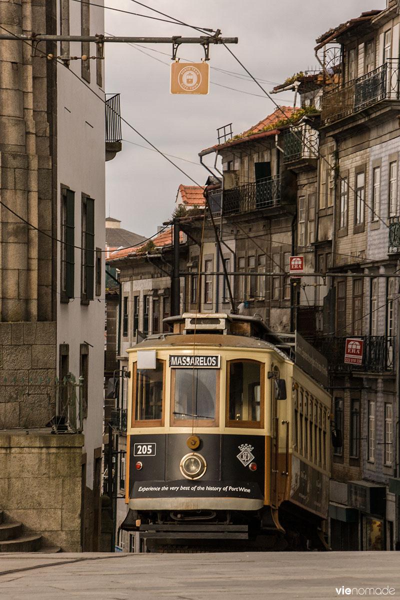 Tramway de Porto, Portugal