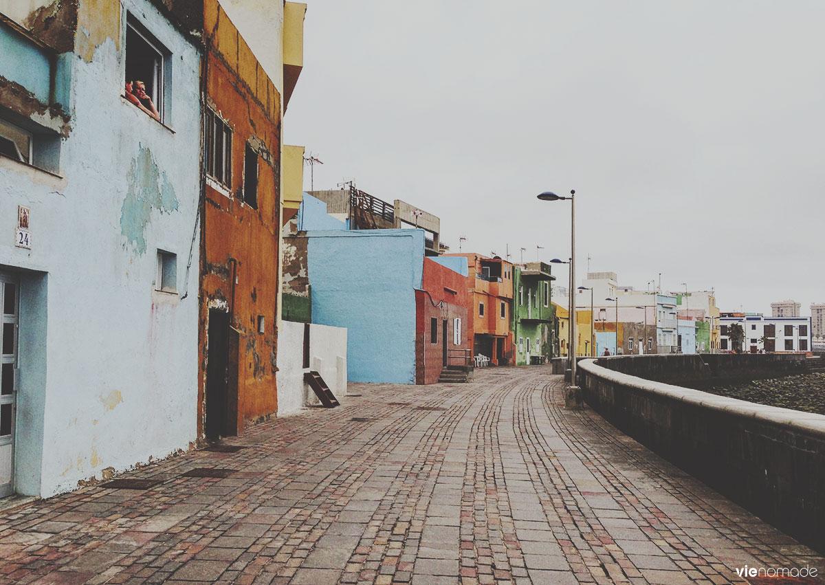 Vie insulaire: Gran Canaria