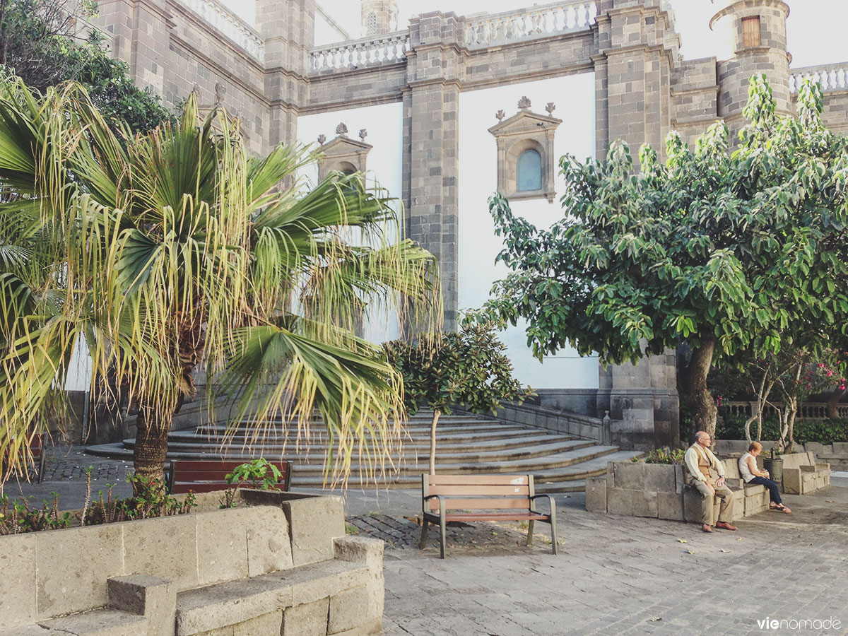 Vegueta, quartier historique de Las Palmas