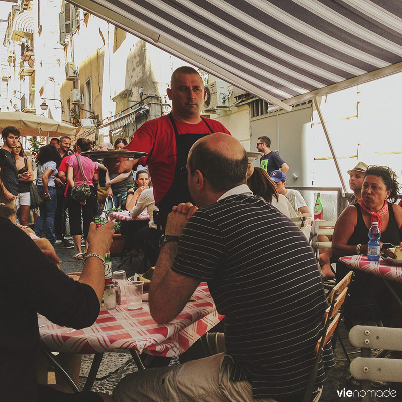 Restaurant Da Nennella, Naples