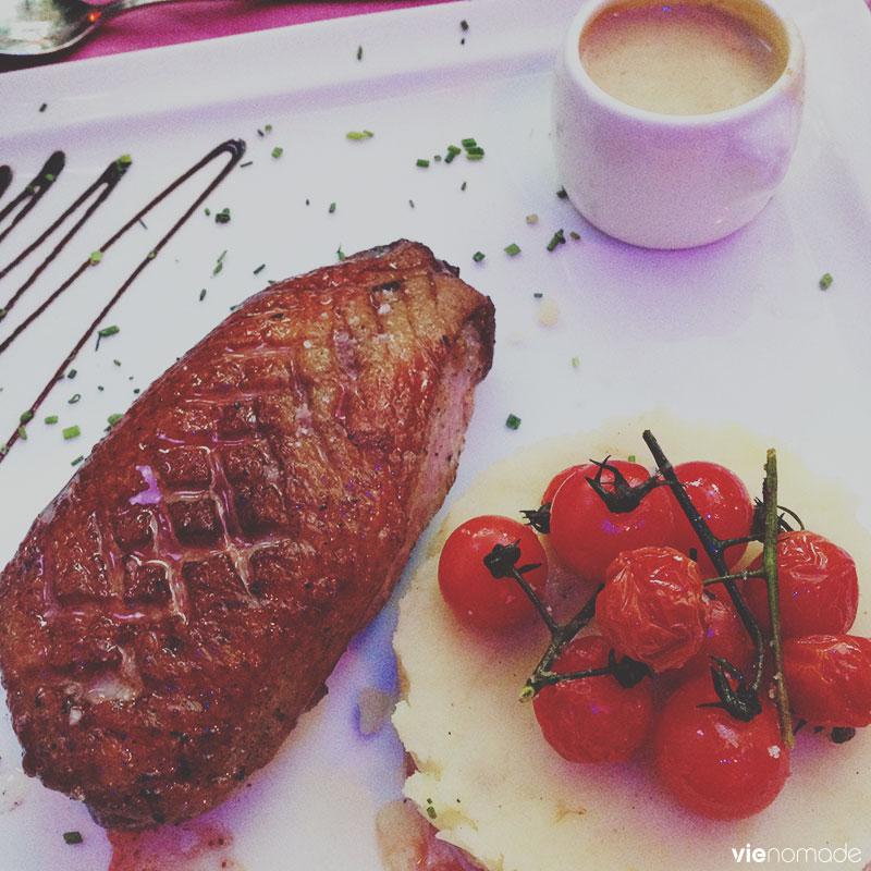 Manger à Aix-en-provence