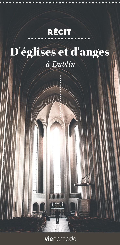 Dublin: rencontre au bar église The Church