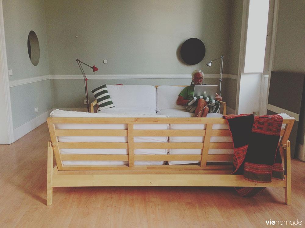Airbnb aux Îles Canaries