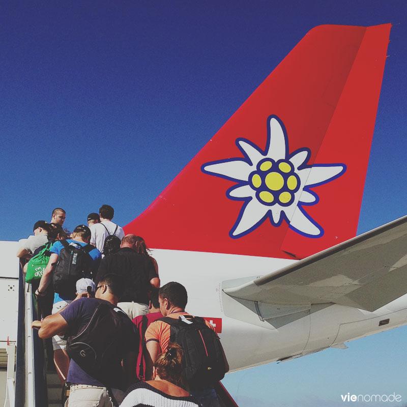 Edelweiss Air pour les îles Canaries