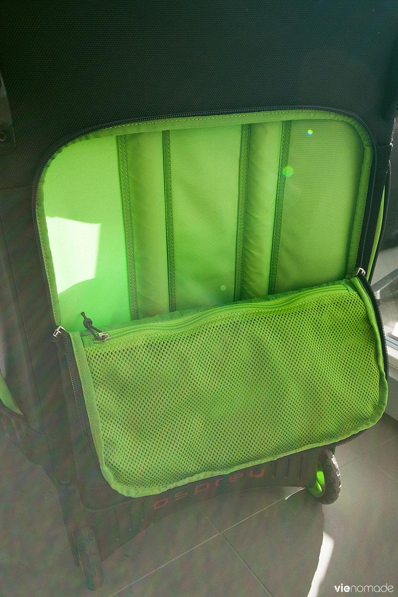 Le meilleur sac pour un tour du monde?
