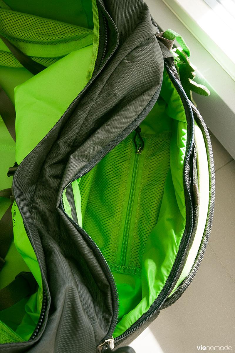 Osprey Shuttle: le meilleur bagage pour de longs voyages!