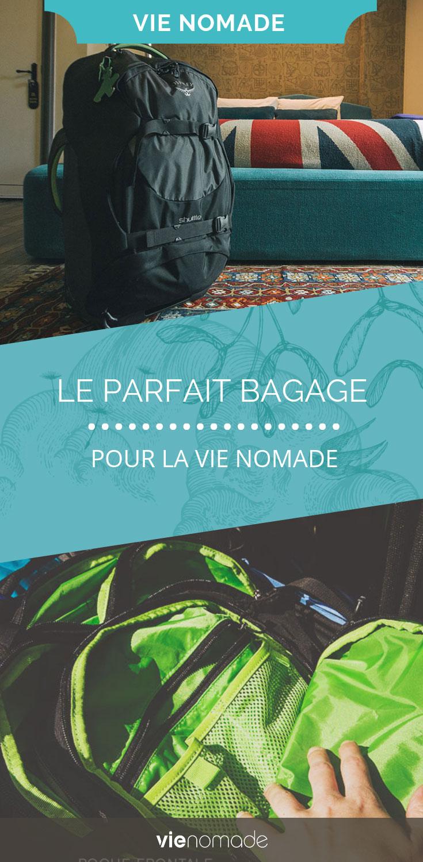 Sac à dos ou sac à roulettes? Quel bagage choisir pour un long voyage