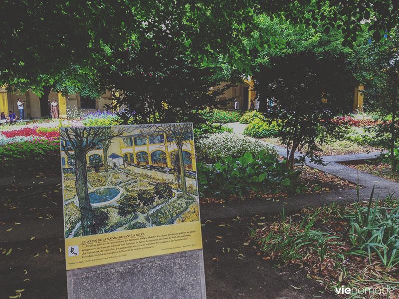 Arles et Van Gogh