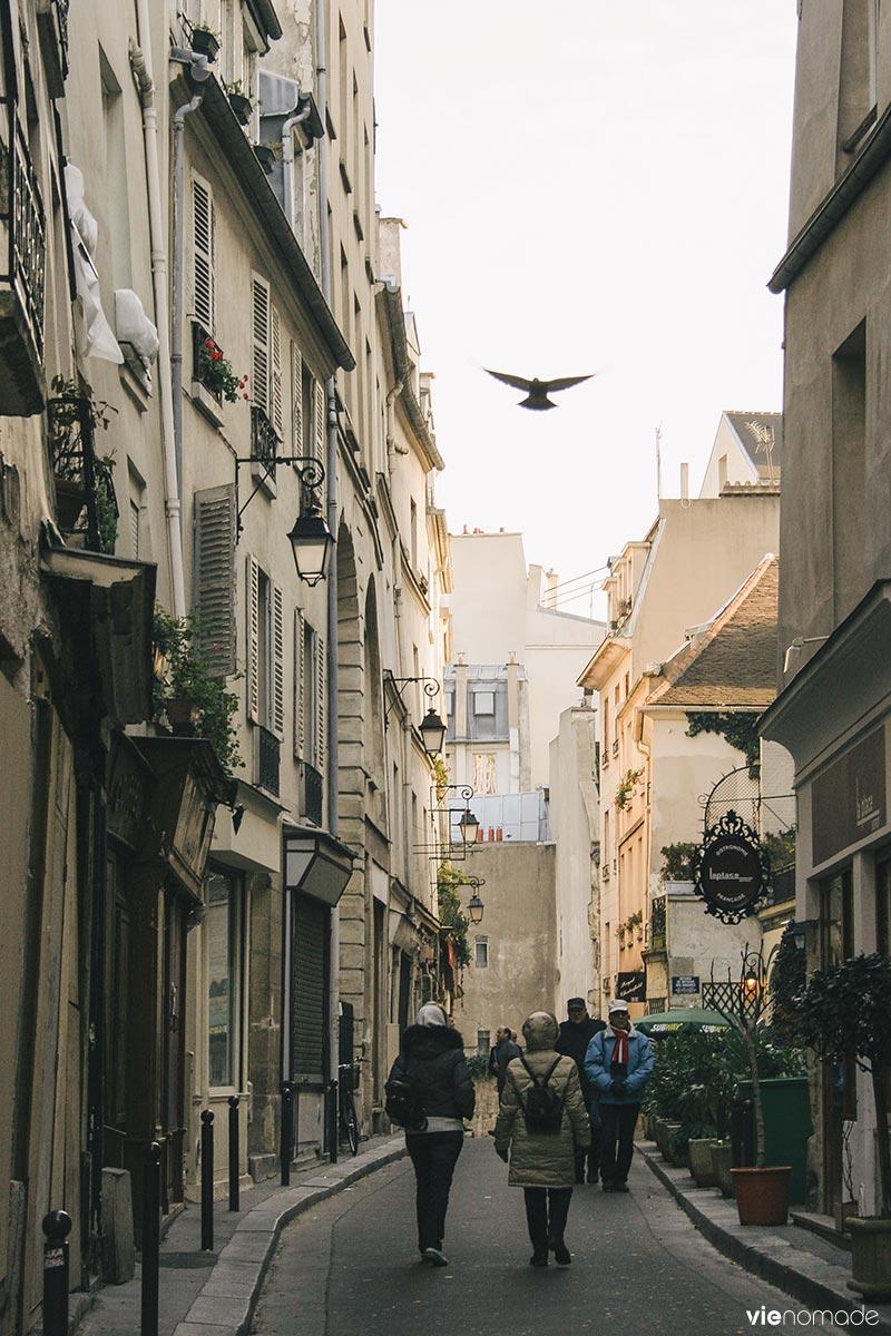 Les belles rues de Paris