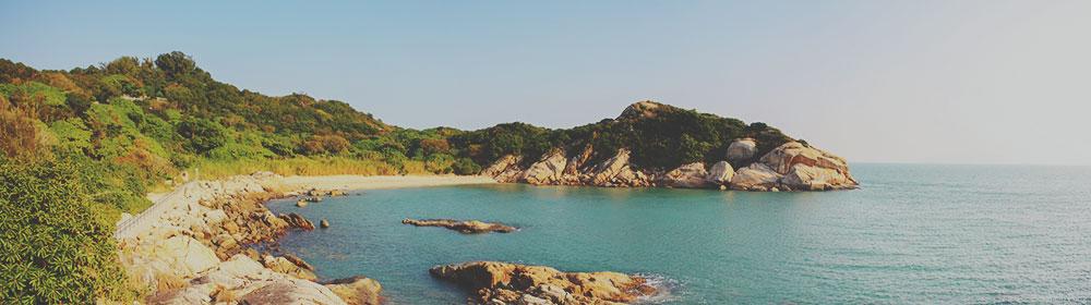 Pak Tso Wan Beach à Cheung Chau