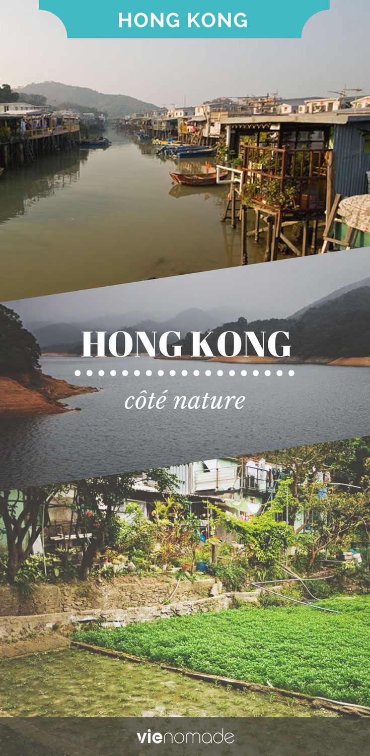 Que faire en nature à Hong Kong
