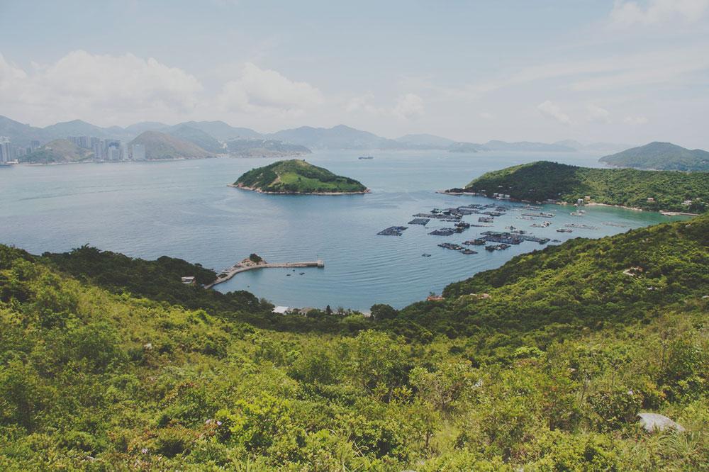 Île de Lamma, Hong Kong